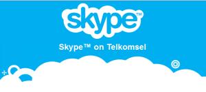 skype-telkomsel