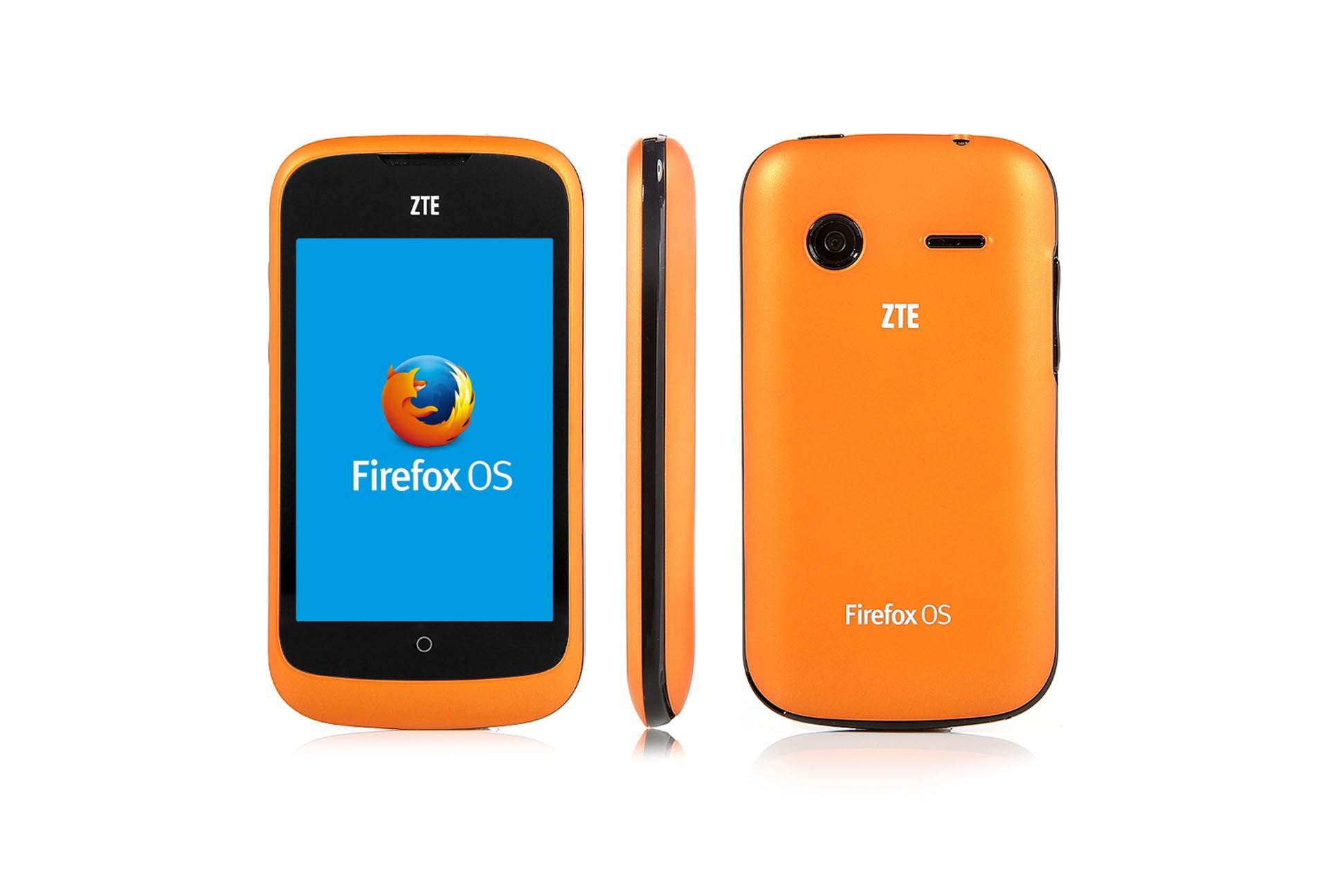 ZTE Open – Ponsel dengan Firefox OS Dijual Eksklusif via Ebay
