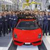 Angka 14022 - Gallardo Terakhir Lamborghini