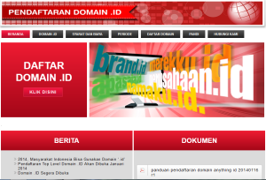 Website Domain.id