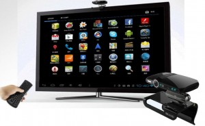 AndroidTV dengan Camera