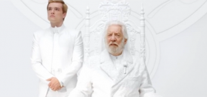 Penampakan Snow di Trailer Mockingjay