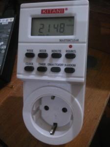 Digital timer Otomatis