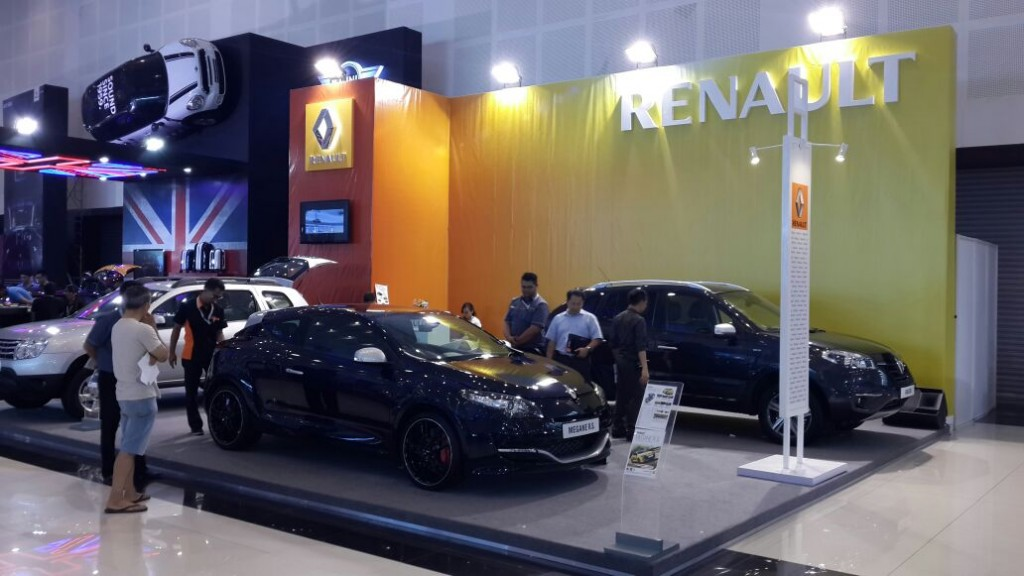 Booth Renault