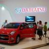 Booth Daihatsu