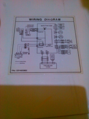 Wiring Diagram AC LG