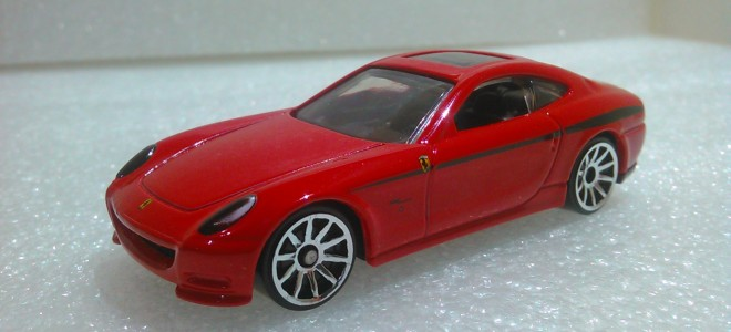 Ferrari 612 Scaglietti - HotWheel