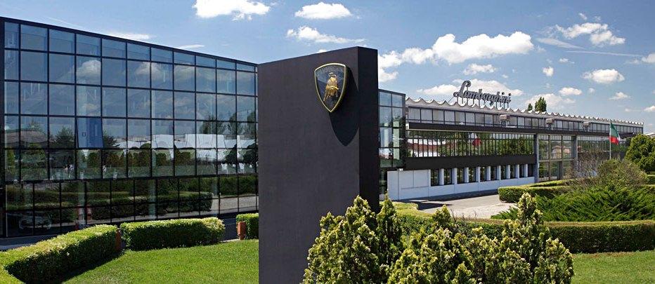 Jalan-jalan di Pabrik Lamborghini Aventador – National Geographic