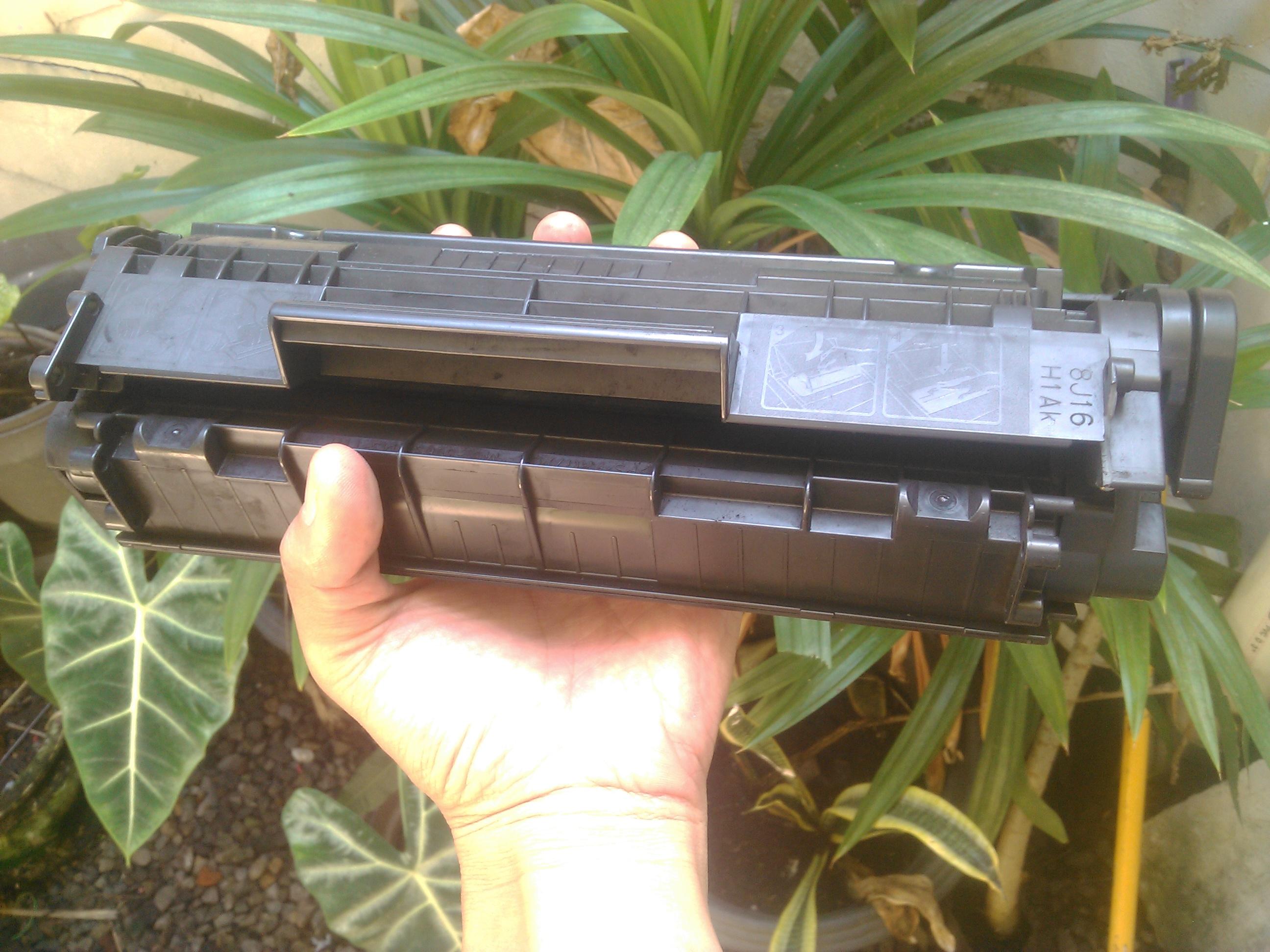 Penyebab Hasil Printer Laser Kotor